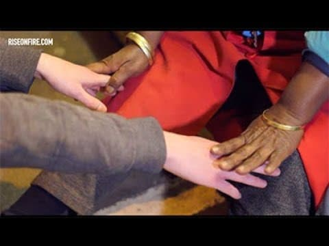 ╫ Saving the streets – Miracle Outreach!