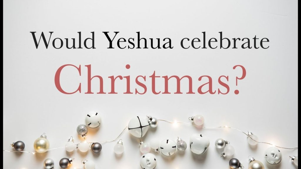 ╫ Why I'm not celebrating Christmas this year