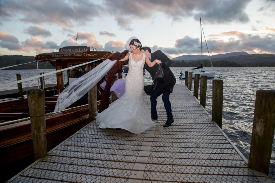 Rise Photography - Wedding at Langdale Chase, Windermere