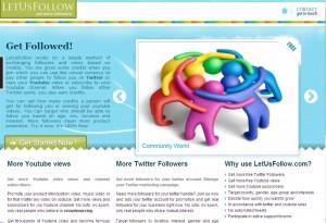 let us follow