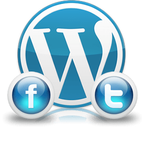 Auto posting for wordpress to twitter and facebook