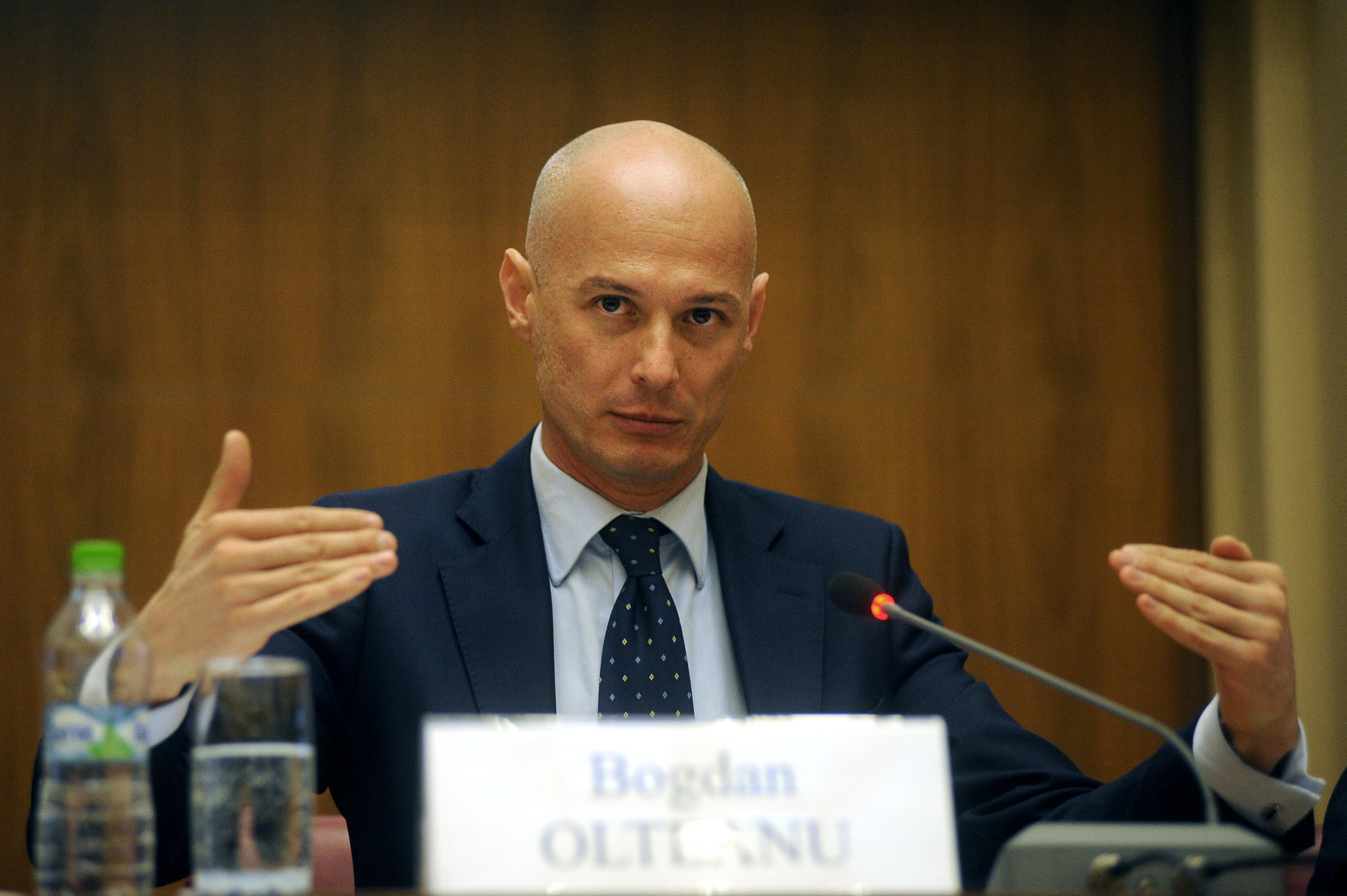Împotriva lu iBogdan Olteanu, judecătorii au dispus măsura arestului la domiciliu   MediafaxFoto: marian Ilie,