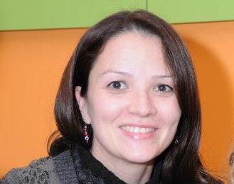 Alexandra Butnaru, managerul Asociației Club Sportiv Social Brașov. Foto: Facebook