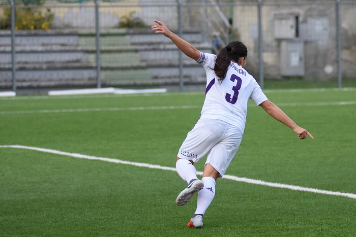 Alia Guagni, Fiorentina Women's - Riserva di Lusso