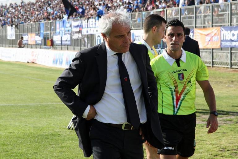 Marcello Pitino ai tempi della Nocerina