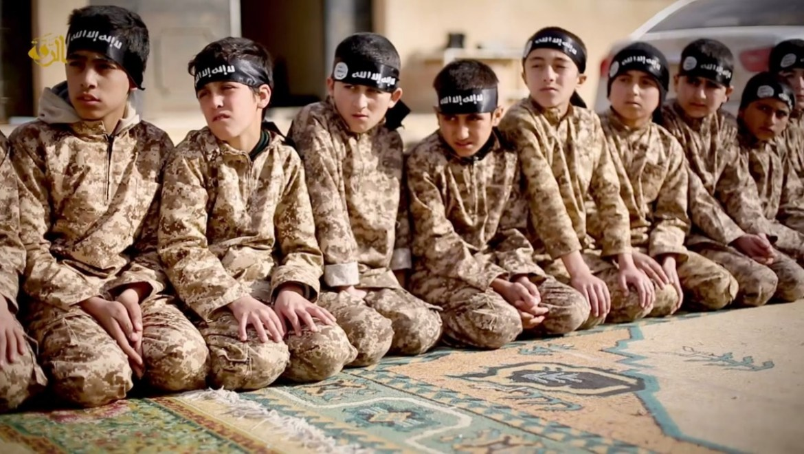 isischildren - Youth, Radicalization, and Rehabilitation in Northern Iraq: A Life-Skills Approach
