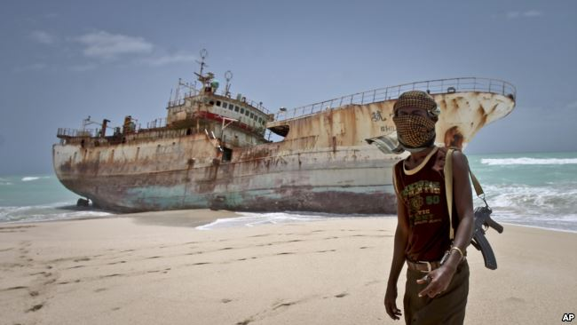 How Overfishing Led to Piracy