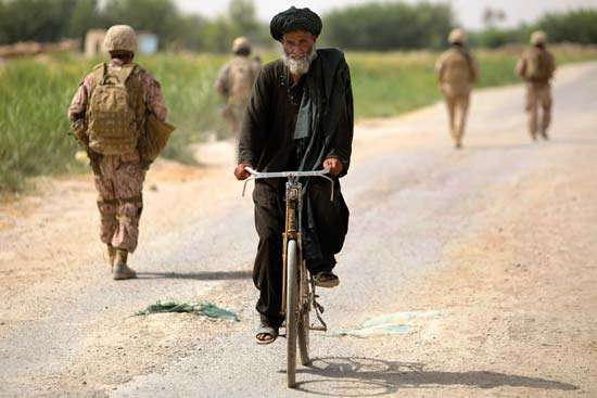 The 40-year Afghan War and the Everlasting Hope for Peace