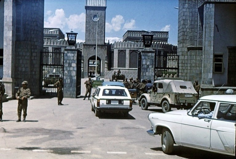 Day after Saur revolution in Kabul 773 - The 40-year Afghan War and the Everlasting Hope for Peace