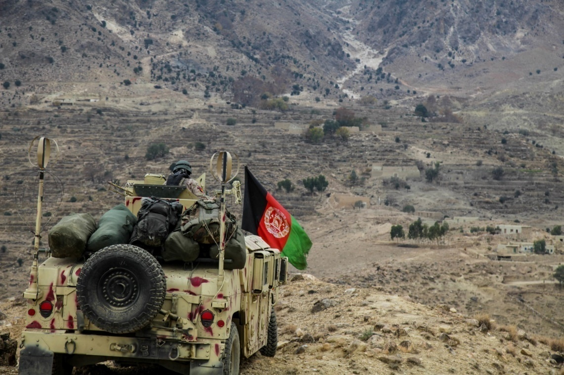 Afghanistan: A Game of Thrones