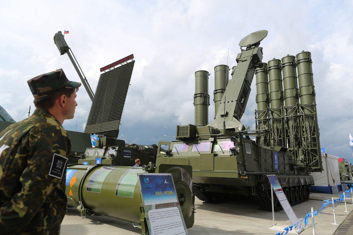 Assad Ascendant: Russia Sells Syria Missile Defense System