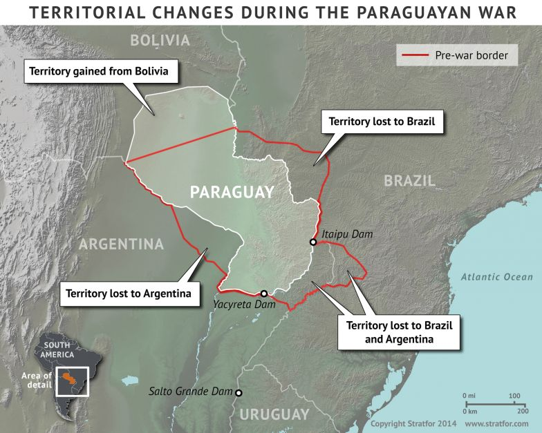 Lingering Consequences of the Paraguayan War