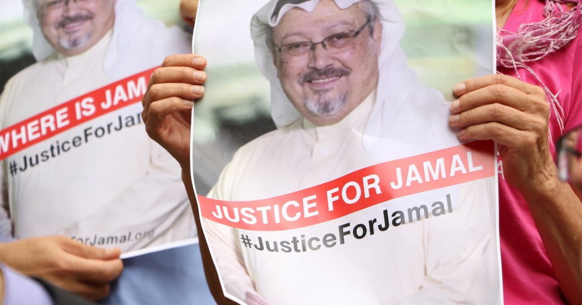 The Price of a Free Press: Jamal Khashoggi