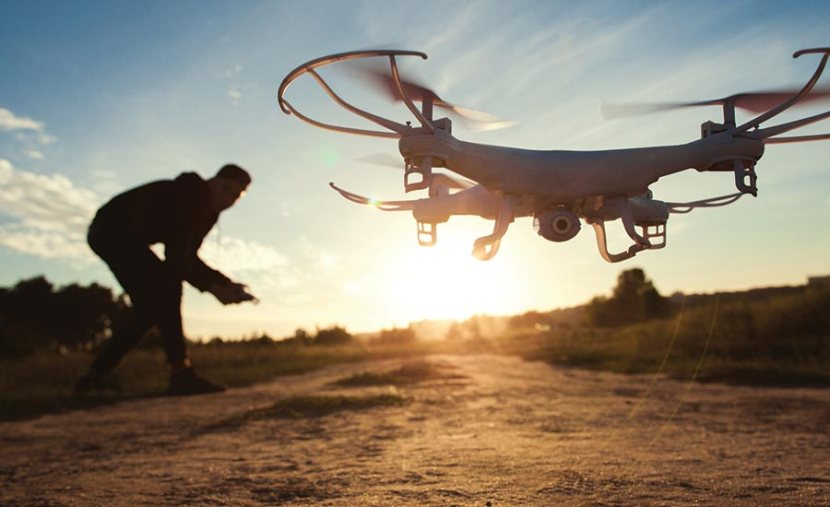 Drone - The Threat of Drone-Based Terror