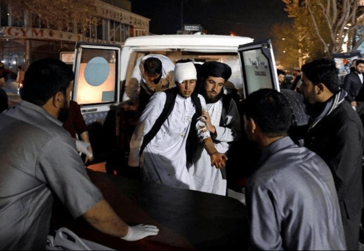 Kabul Wedding Hall Bombing
