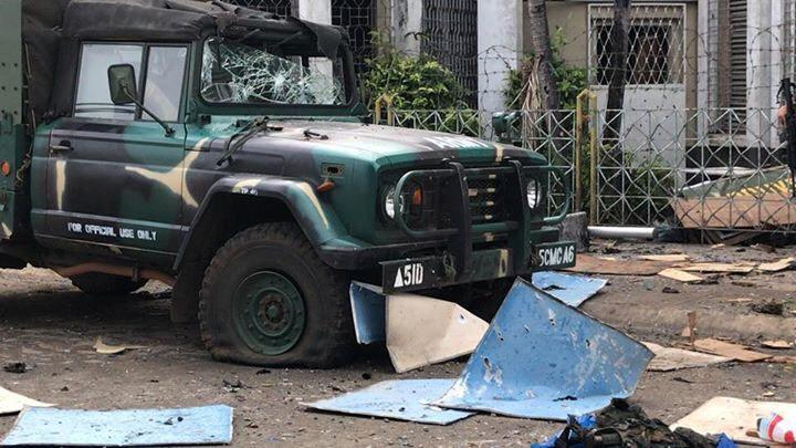 ISIL: Cathedral Attack in the Sulu Province