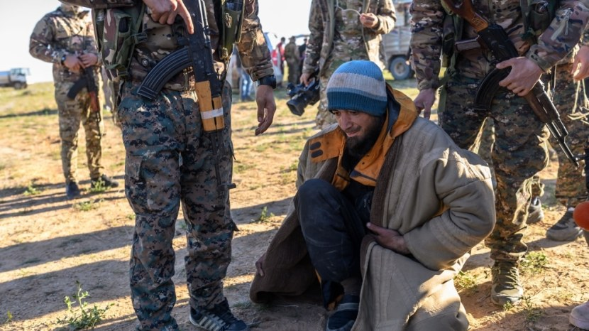 baghouz 1 - Plans for Still-Radicalized Members of the Islamic State