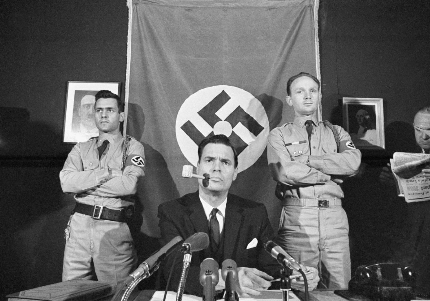 George Rockwell: The Original American Nazi