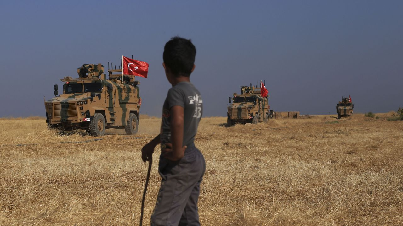 Turkey's Offensive in Syria Risks the Region's Stability