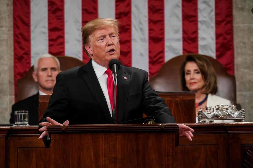 Afghan Promises and a Peace Plan in Trump's State of the Union Address