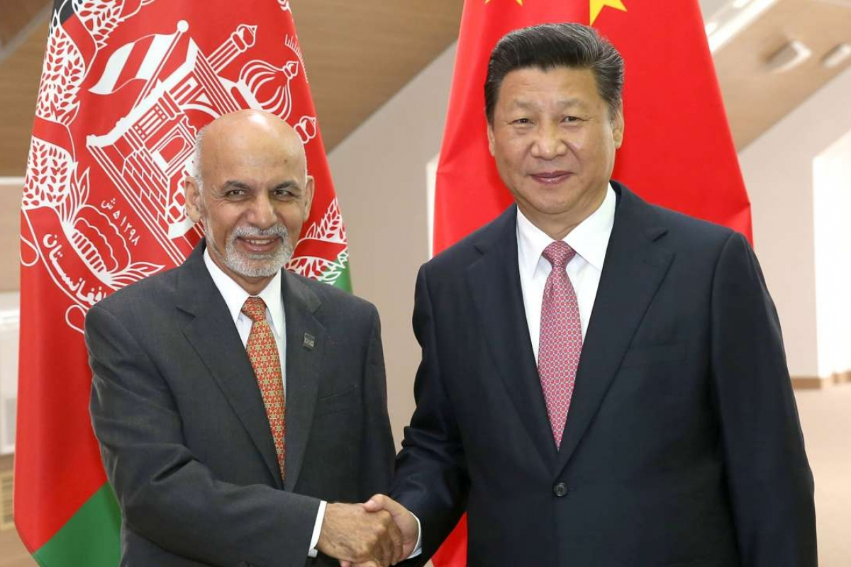 A Road to Everywhere: Afghanistan's Role in the Belt and Road Initiative