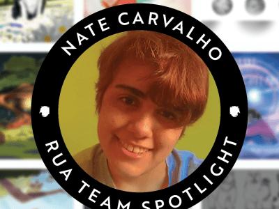 RUA Team Spotlight: Nate Carvalho