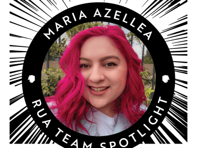 RUA Team Spotlight: Maria Azellea