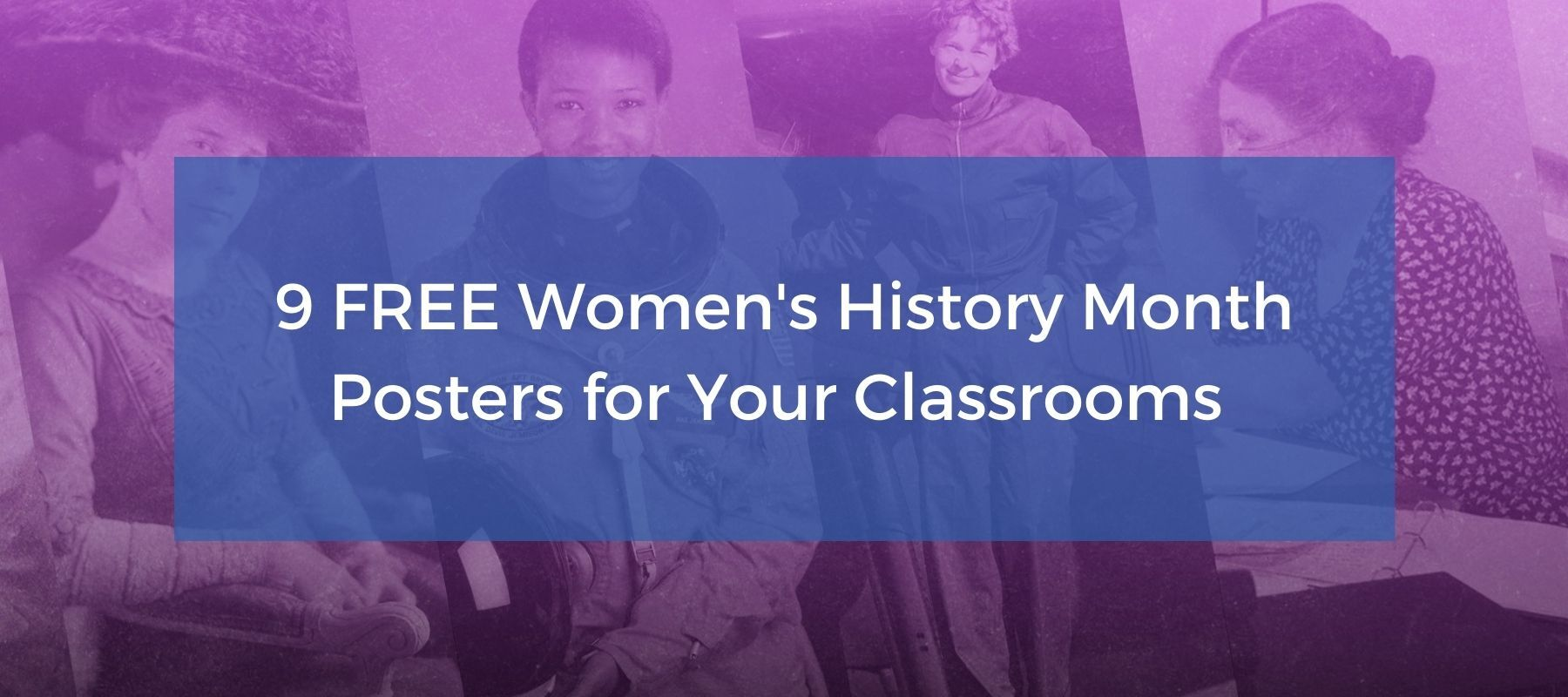 9 free women s history month posters