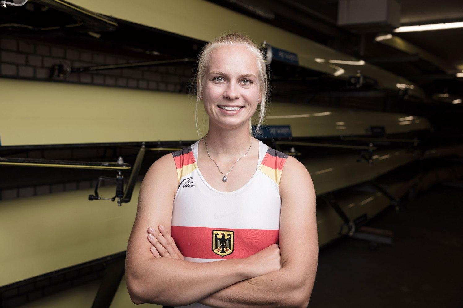 Frieda Hämmerling. Foto: DRV/Schwier