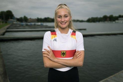 Janne-Marit Börger. Foto: DRV/Schwier