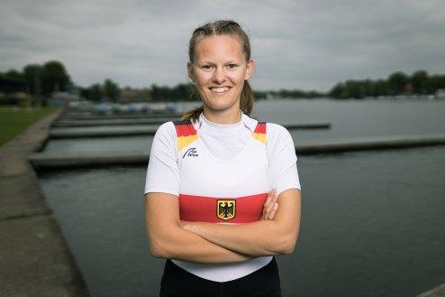 Svea Pichner. Foto: DRV/Schwier