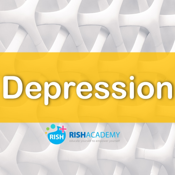 depression www.rishacademy.com
