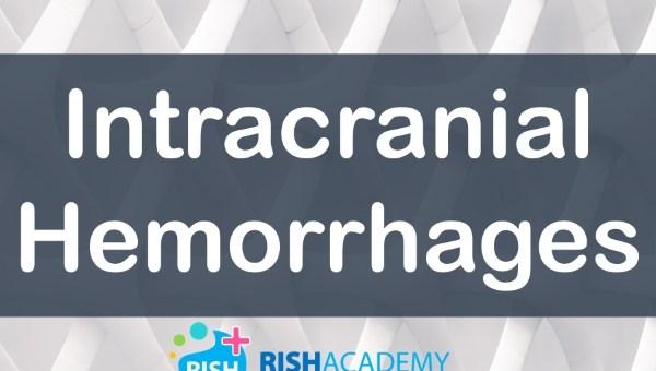 intracranial hemorrhages