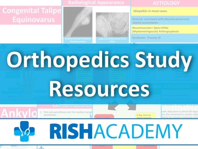 Orthopedics Study Resources Images (1)