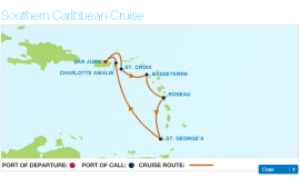 Southern Caribbean Cruise