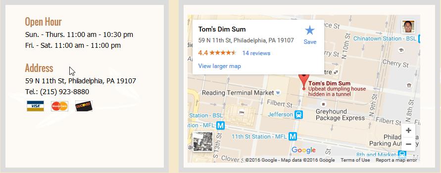 2016-08-10 17_53_15-Tom's Dim Sum Chinese Restaurant, Philadelphia, PA 19107, Online Order, Take Out