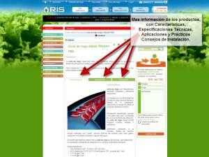 Optimización web Sistemas de riego y césped artificial