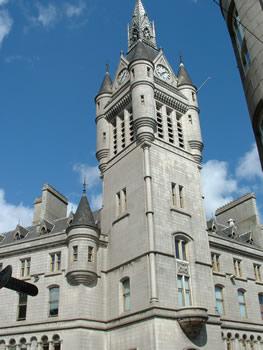 Aberdeen architecture