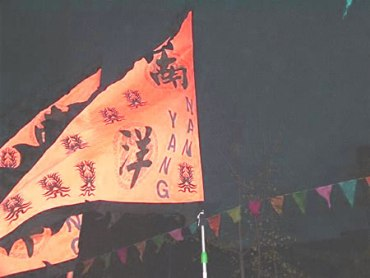 Nam Yang Pugilistic Association flag