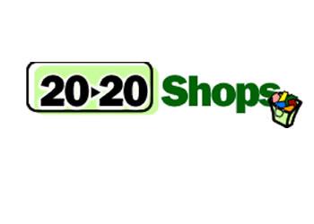 2020shops.com logo