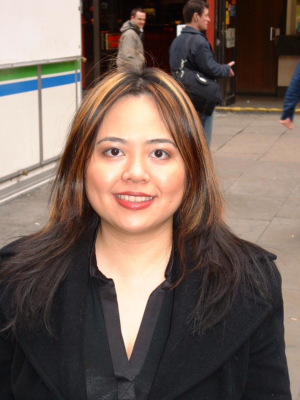 Angela Ang in Kent