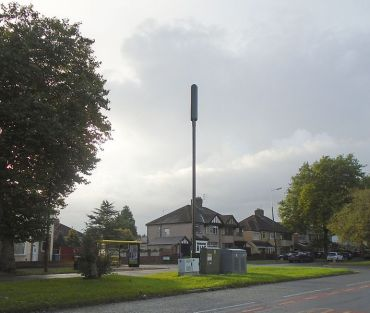 Mobile antenna on Brodie Avenue