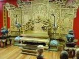 Emperor Qin's throne