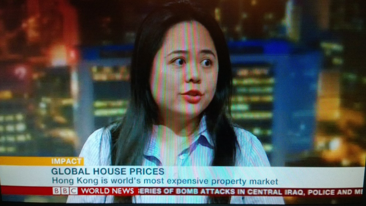 Master Ang on BBC World News