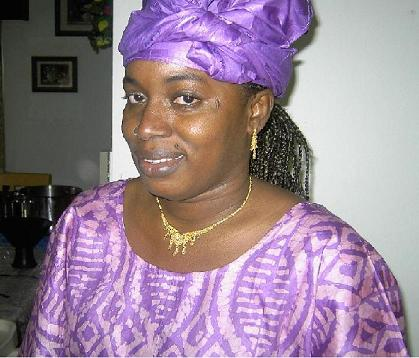 Senegalese author the late Mariama Ba. Photo (www.thepatrioticvanguard.com)