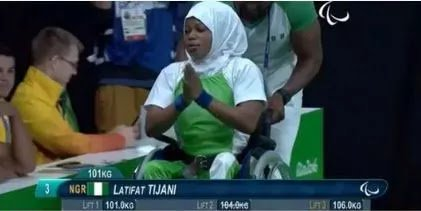 Latifat Tijani