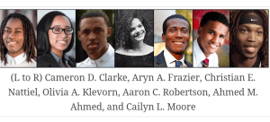 Our 7 Rhodes scholars