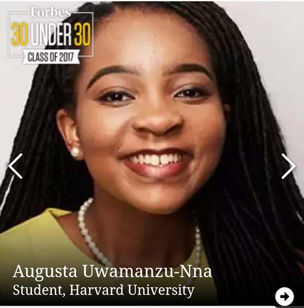 Augusta Umamanzu-Nna