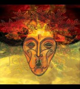 Fire in the Head by Jen Delyth © www.celticartstudio.com
