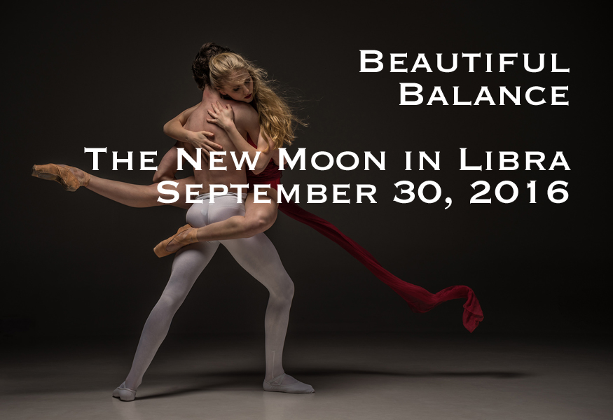New Moon in Libra: Beautiful Balance